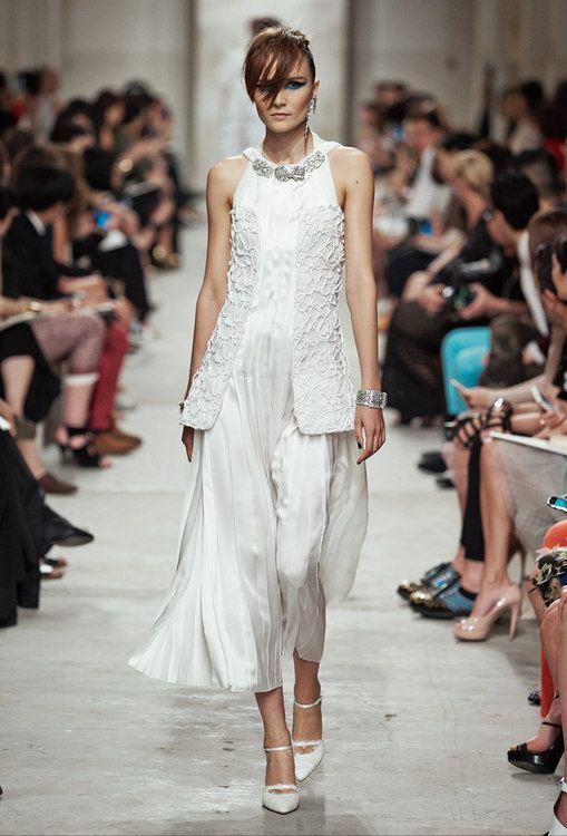 платье ромбиками вязанное крючком