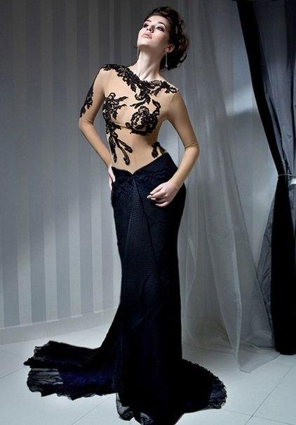 Пошив вечерних платье на заказ